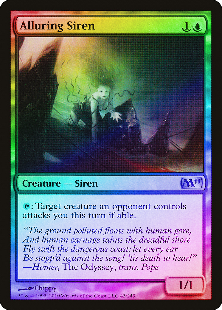 Opaline Sliver FOIL Time Spiral PLD-SP White Blue Uncommon MAGIC CARD ABUGames