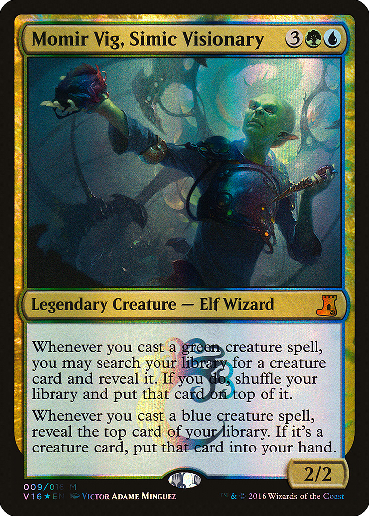 Progenitus FOIL Conflux NM-M White Blue Black Red Mythic Rare MTG CARD ABUGames