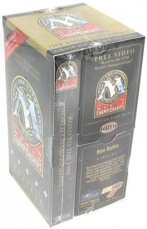 1998 Magic MTG World Championship Deck Ben Rubin Edition Factory Sealed