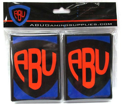 Blue KMC GAMING SUPPLY BRAND NEW ABUGames Matte Sleeves 80ct