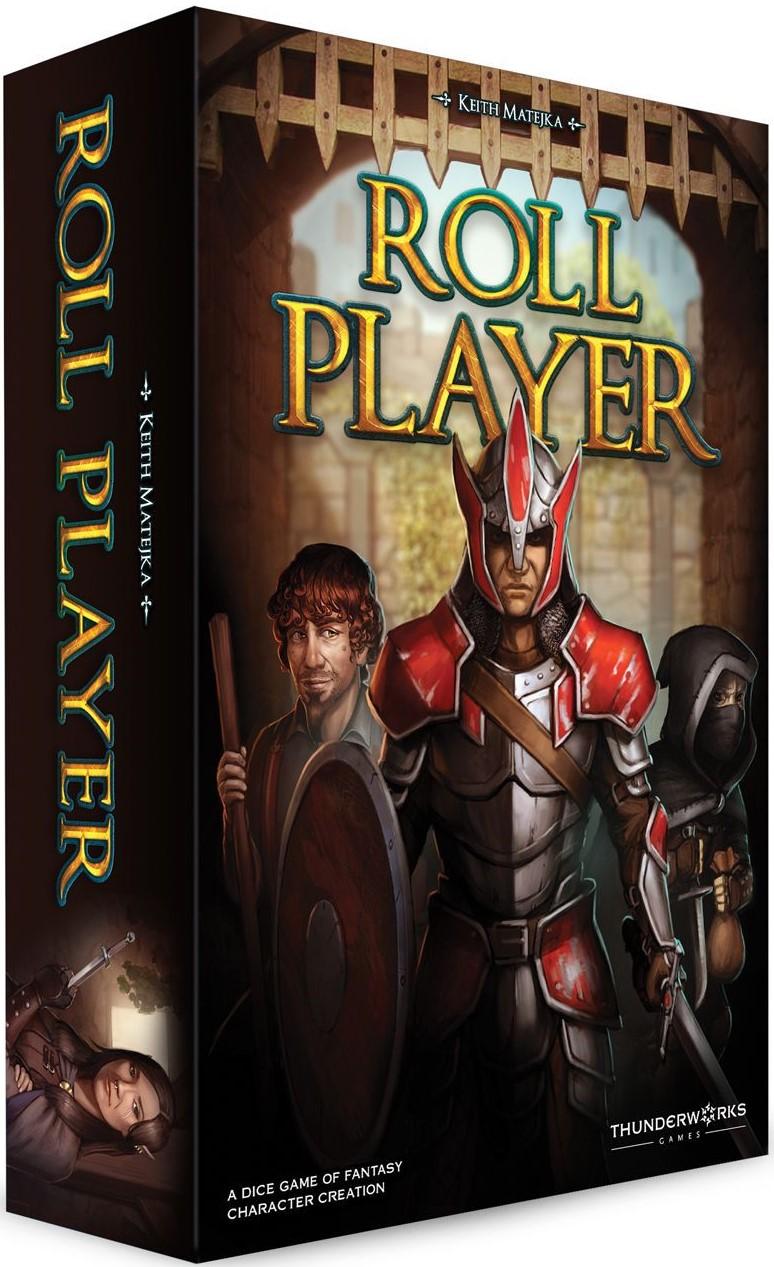 Roll Player tavola gioco BRe nuovo ABUgiocos   risparmia fino al 30-50% di sconto