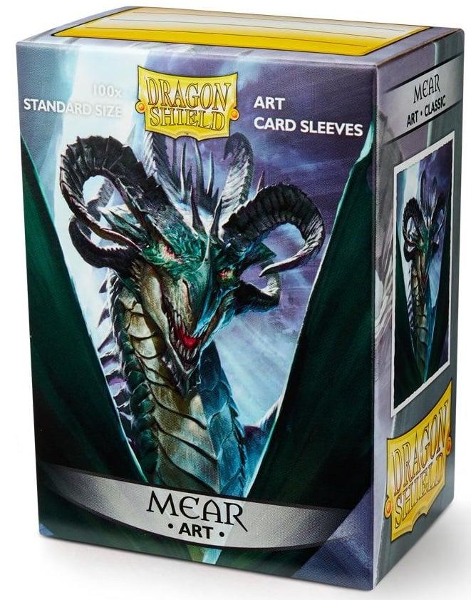 Dragon Shield 5706569110178 Standard MATTE IVORY Sleeves Dragon Shield 100