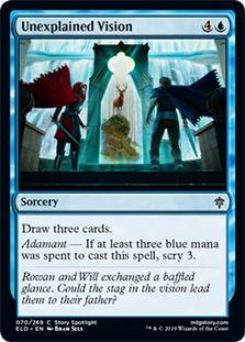 Blind Seer Invasion NM Blue Rare MAGIC THE GATHERING MTG CARD ABUGames